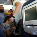 Евреи в самолете