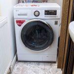 Узкая стиральная машина от LG — F1096WD