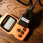 ODBMate OM123 – портативный работающий сканер для автомобиля