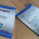 SSD KingFast F9 – 128 гигабайт