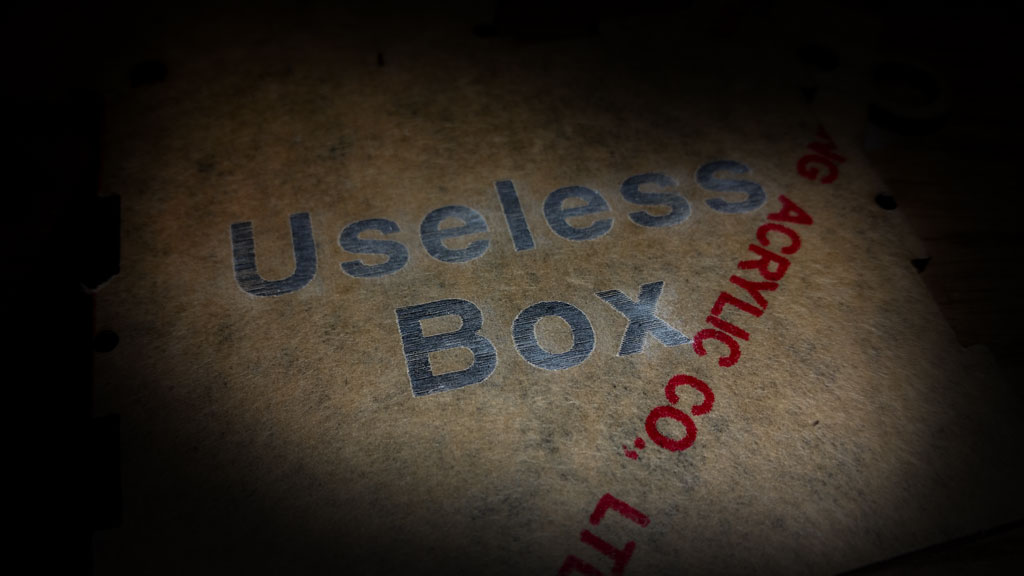 UseLess-Box