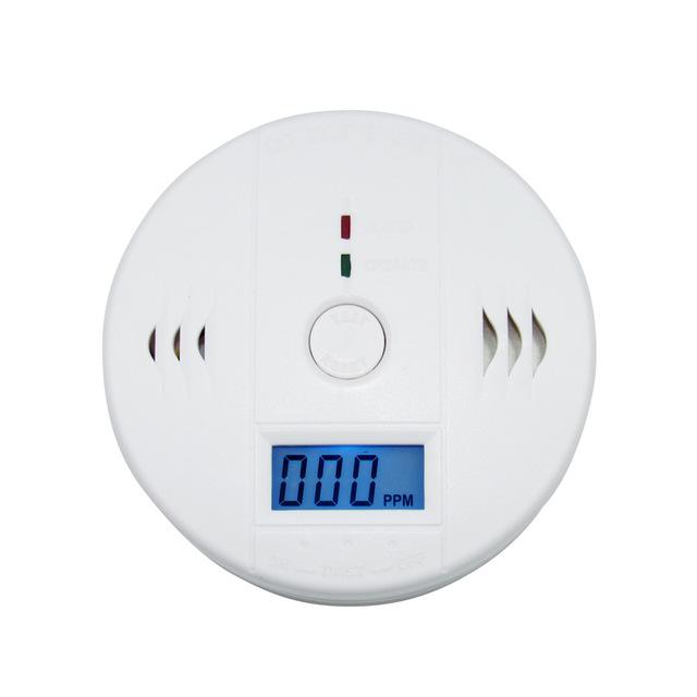 Сигнализатор CO. Применяется электрохимичский датчик и измерение в ppm.