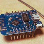Запускаем WeMos D1 Mini Lite под Arduino