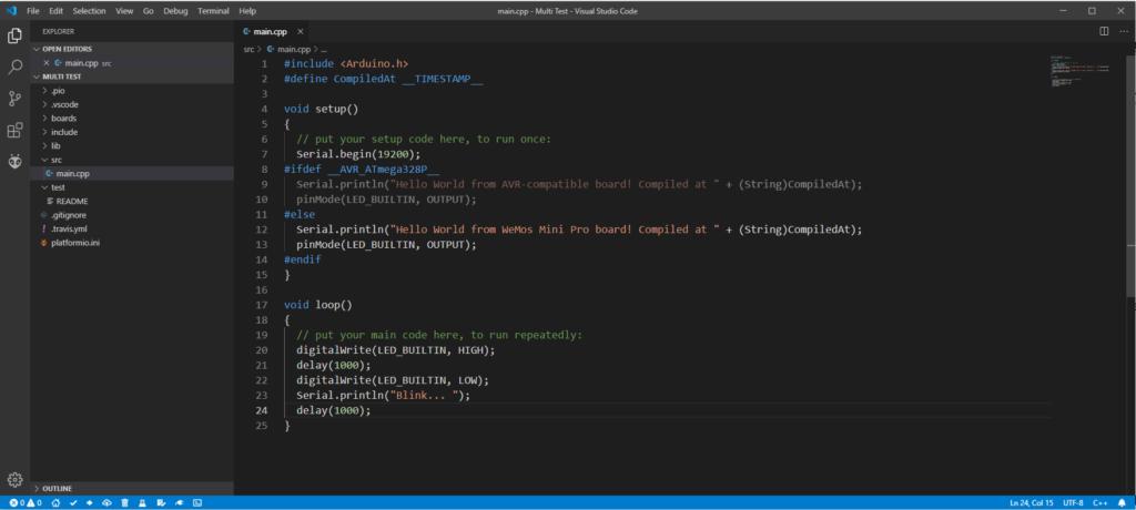 vscode, программа