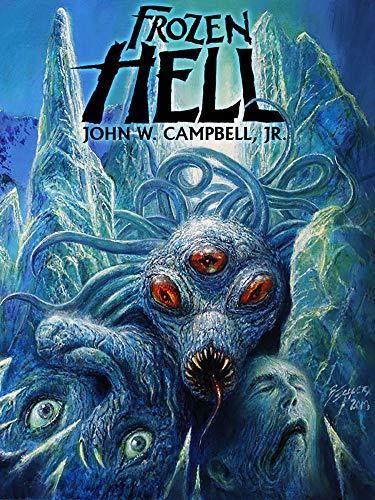 Обложка к книге Frozen Hell, john, campbell