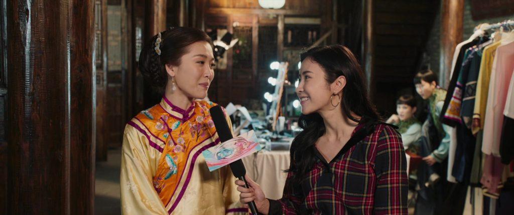 китаянки, народные одежды, микровоф, интервью
