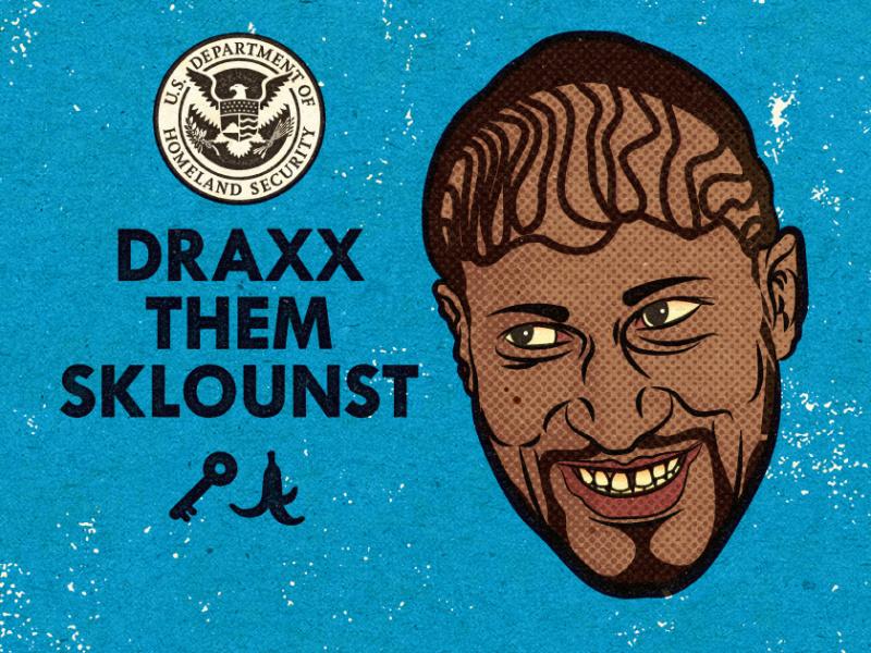 draxx them sklounst
