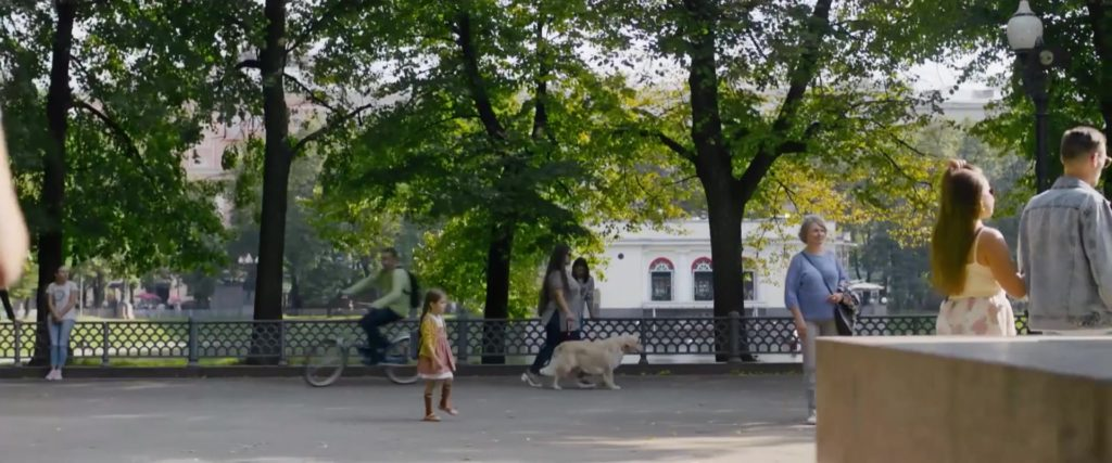 """Кадр из к/ф """"Подкидыш"""" 2019"""