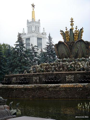 The Ukraine and Stony flower (Украина и Каменный цветок)