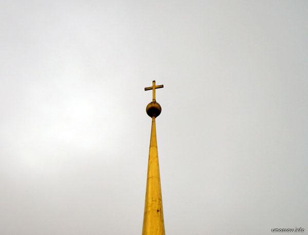 A spire (Шпиль)