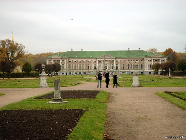 Sheremetev's palace (Дворец Шереметевых)