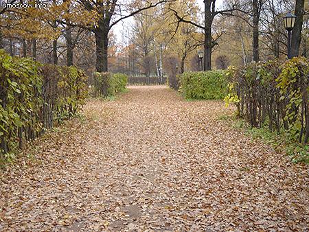 The other part of the park (Другая часть парка)