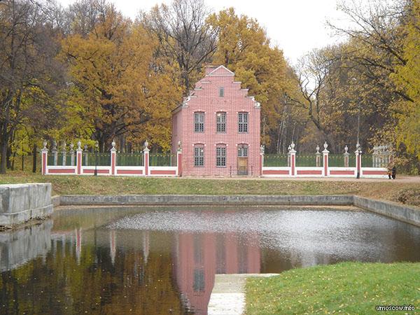 Dutch house (Голландский домик)