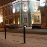 Unknown Moscow. Первый снег.