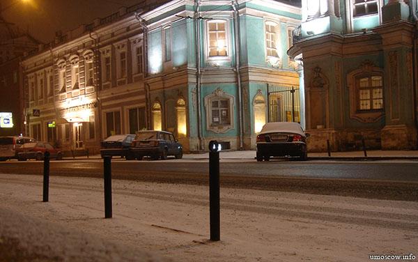 The first snow (Первый снег)