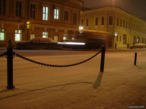 The first snow #2 (Первый снег #2)