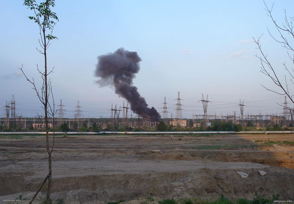 взрыв, чагино, 2005, подстанция