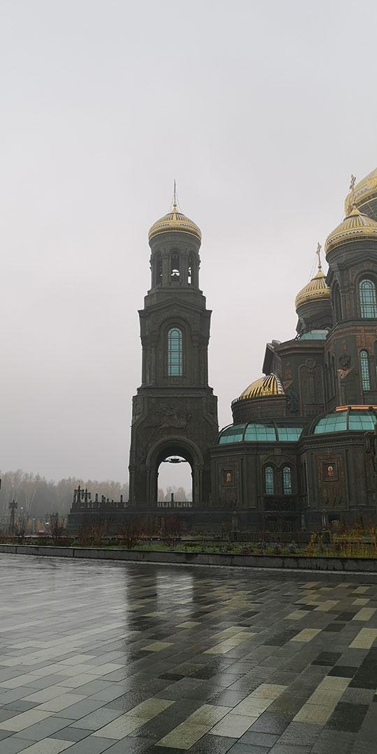 колокольня главный храм