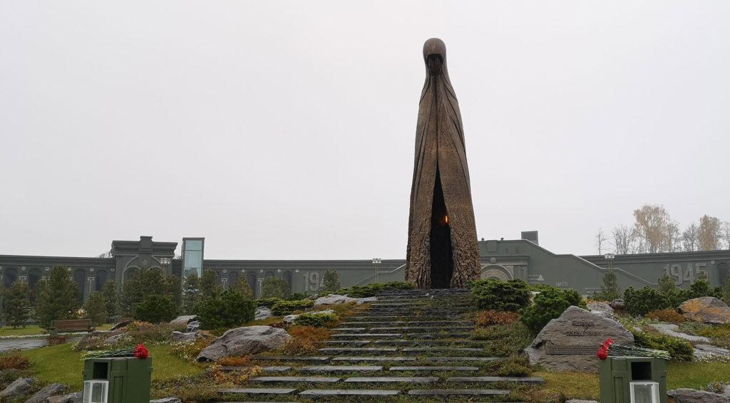 главный храм матери