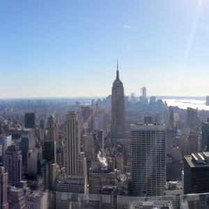 Вид с небоскреба