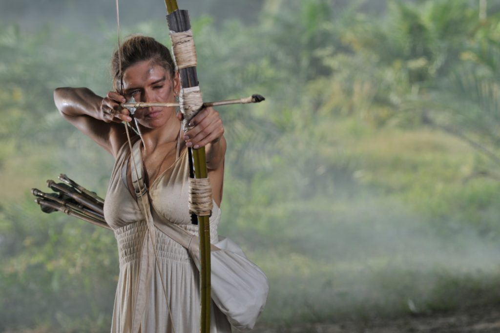 брежнева, лук, стрелы