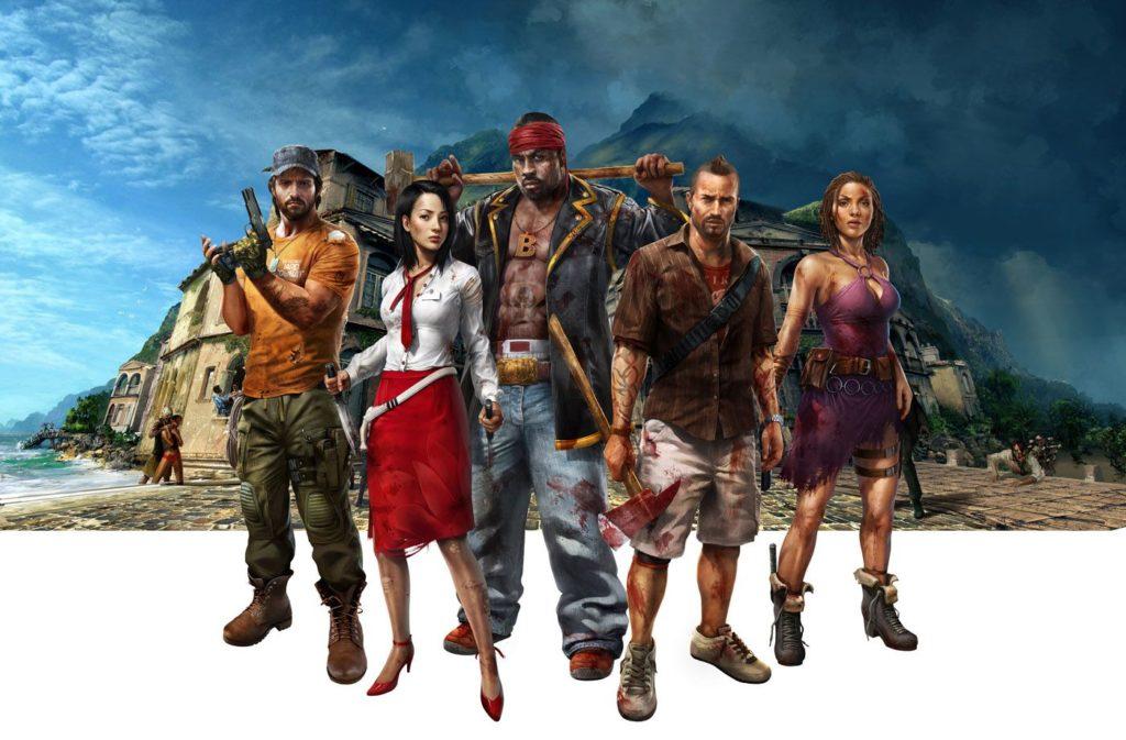 персонажи Dead Island
