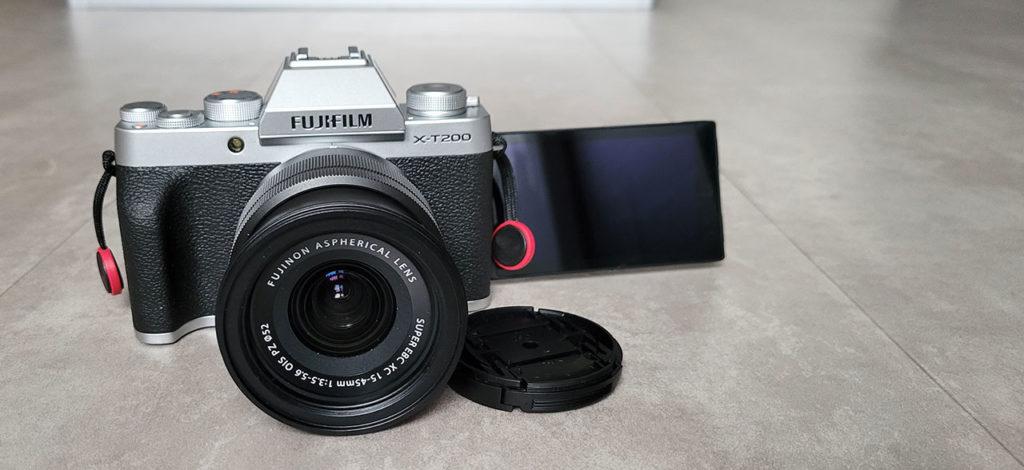 X-T200, Fujifilm
