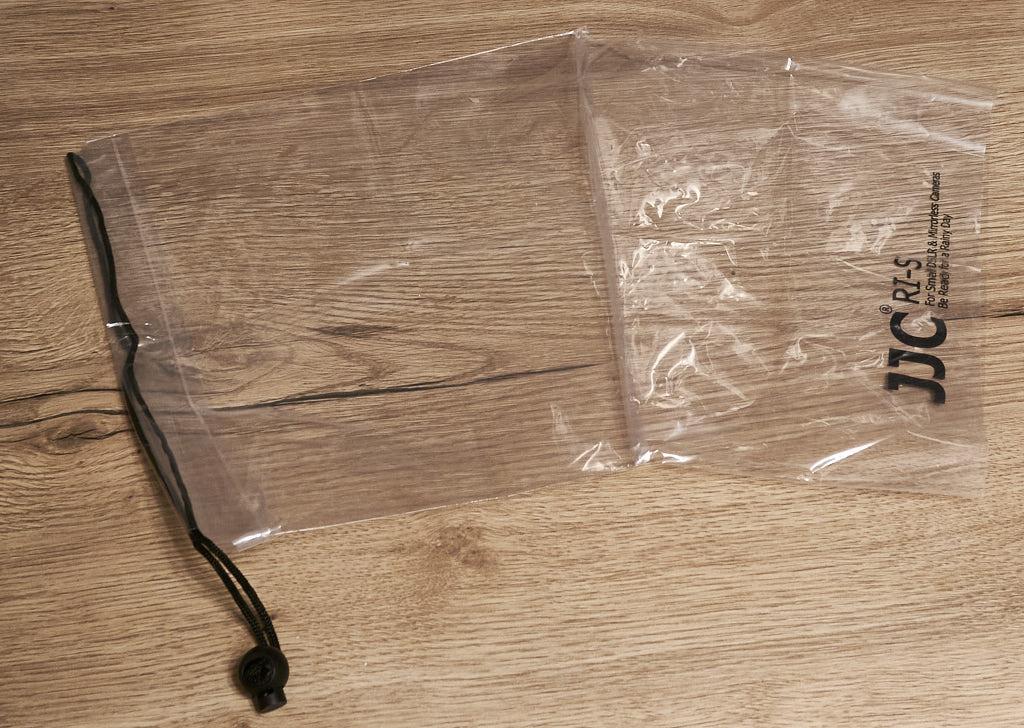 Пластиковый чехол для фотокамеры от дождя